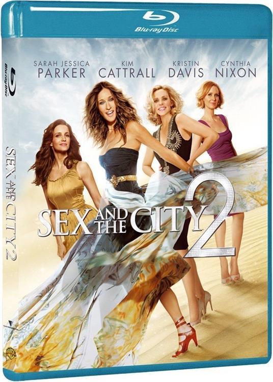 Sex and The City 2 (Blu-Ray) di Michael Patrick King - Blu-ray