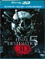 Final Destination 5 3D (Blu-ray + Blu-ray 3D)