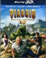 Viaggio nell'isola misteriosa 3D (Blu-ray + Blu-ray 3D)