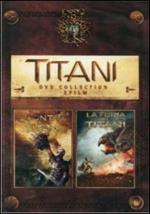 La furia dei Titani - Scontro tra Titani (2 DVD)