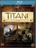 La furia dei Titani - Scontro tra Titani (2 Blu-ray)