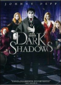 Dark Shadows di Tim Burton - DVD