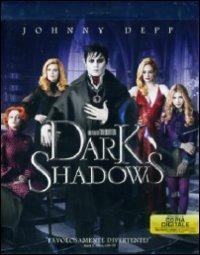 Dark Shadows di Tim Burton - Blu-ray
