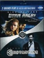 Drive Angry. Constantine (2 Blu-ray)