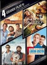 4 grandi film. Tutti da ridere (4 DVD)