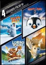 4 grandi film. Per tutta la famiglia (4 DVD)