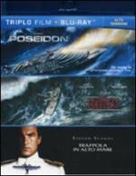 Alta tensione. Poseidon. La tempesta perfetta. Trappola in alto mare (3 Blu-ray)