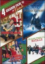 4 grandi film di Natale (4 DVD)
