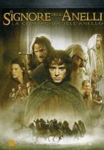 Il Signore degli anelli. La compagnia dell'anello (2 DVD)