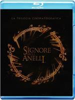 Il Signore degli anelli. La trilogia cinematografica (3 Blu-ray)