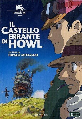 Il castello errante di Howl di Hayao Miyazaki - DVD