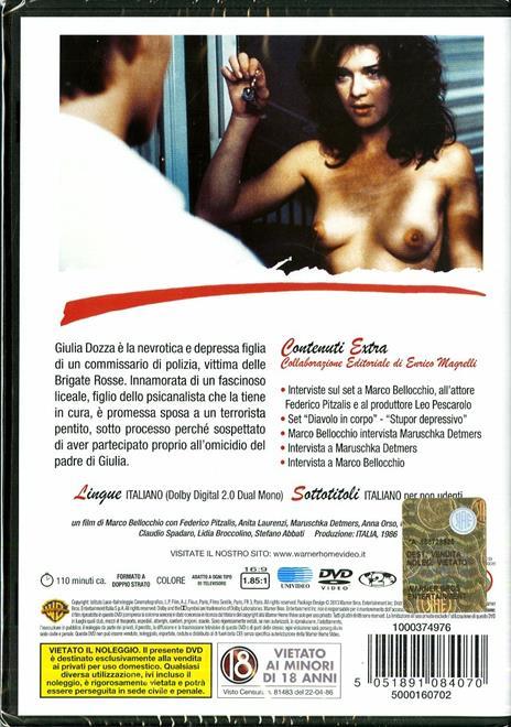 Diavolo in corpo di Marco Bellocchio - DVD - 2