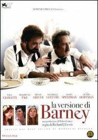 La versione di Barney di Richard J. Lewis - DVD