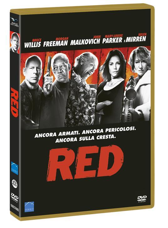 Red di Robert Schwentke - DVD