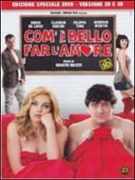 Com'è bello far l'amore 3D (DVD + DVD 3D)