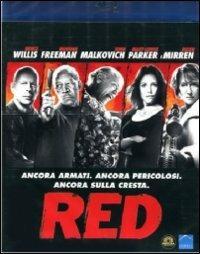 Red di Robert Schwentke - Blu-ray