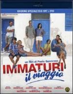 Immaturi. Il viaggio (DVD + Blu-ray)
