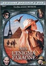 Adele e l'enigma del faraone (2 DVD)