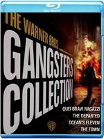 The Warner Bros. Gangsters Collection (4 Blu-ray)