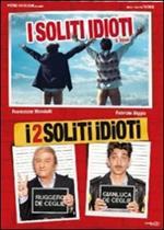 I soliti idioti. I 2 soliti idioti (2 DVD)