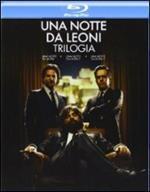 Una notte da leoni. La trilogia (3 Blu-ray)