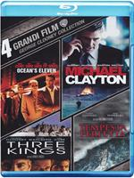 George Clooney Collection (4 Blu-ray)