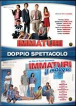 Immaturi. Immaturi, il viaggio (2 DVD)