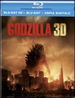 Godzilla 3D (Blu-ray + Blu-ray 3D)