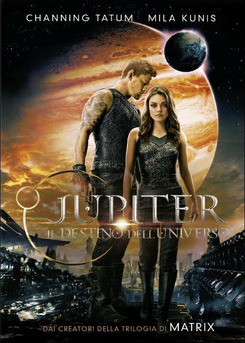 Jupiter. Il destino dell'universo di Andy Wachowski,Lana Wachowski - DVD