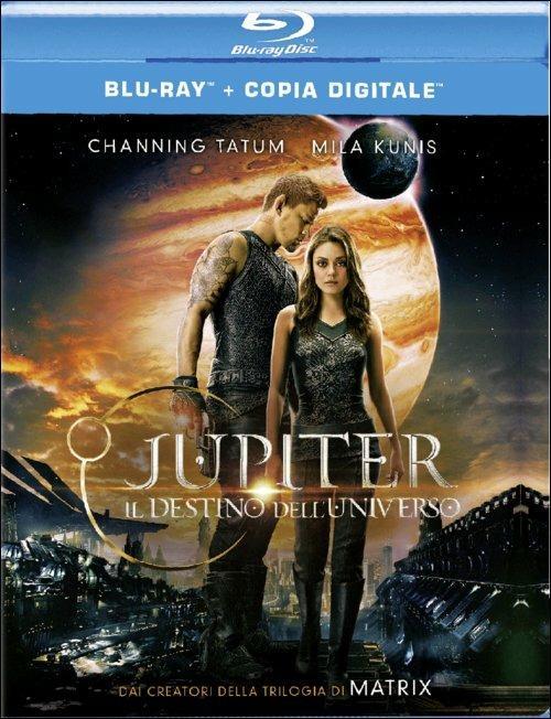 Jupiter. Il destino dell'universo di Andy Wachowski,Lana Wachowski - Blu-ray