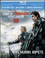 Edge of Tomorrow. Senza domani 3D (Blu-ray + Blu-ray 3D)
