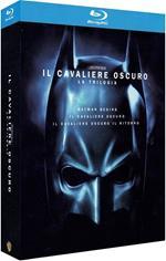 Il Cavaliere Oscuro. La trilogia (5 Blu-ray)
