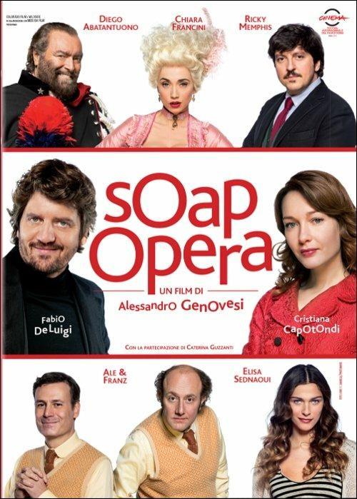 Soap Opera di Alessandro Genovesi - DVD