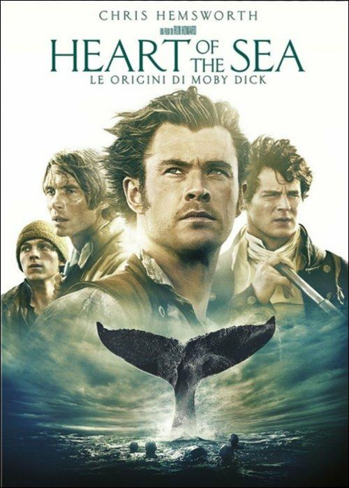 Heart of the Sea. Le origini di Moby Dick di Ron Howard - DVD