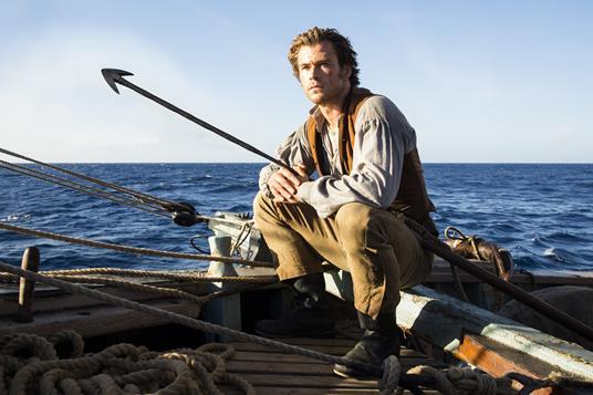 Heart of the Sea. Le origini di Moby Dick di Ron Howard - DVD - 2