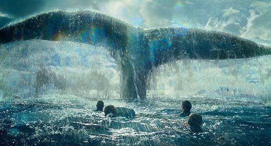 Heart of the Sea. Le origini di Moby Dick di Ron Howard - DVD - 6