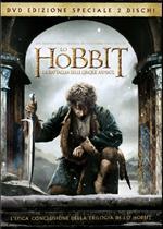 Lo Hobbit. La battaglia delle cinque armate (2 DVD)