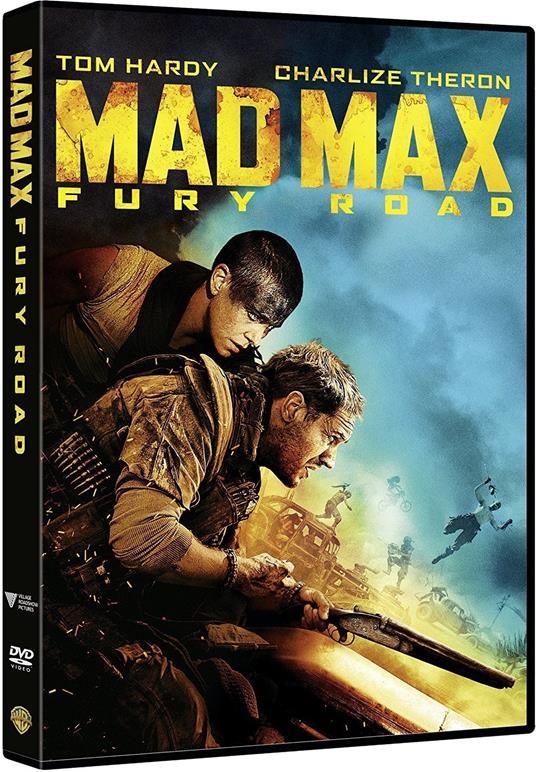 Mad Max. Fury Road di George Miller - DVD