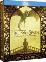 Il trono di spade. Stagione 5 (Serie TV ita) (4 Blu-ray)