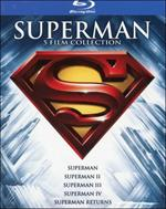 Superman. 5 film collection (5 Blu-ray)