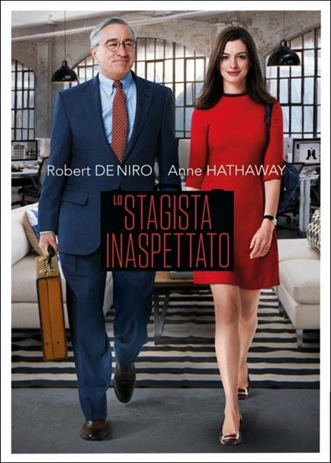 Lo stagista inaspettato di Nancy Meyers - DVD