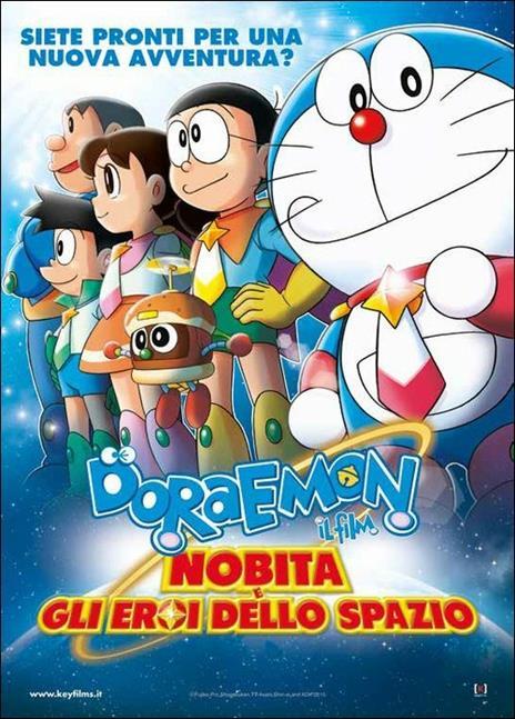 Doraemon. Il film. Nobita e gli eroi dello spazio di Yoshihiro Osugi - DVD