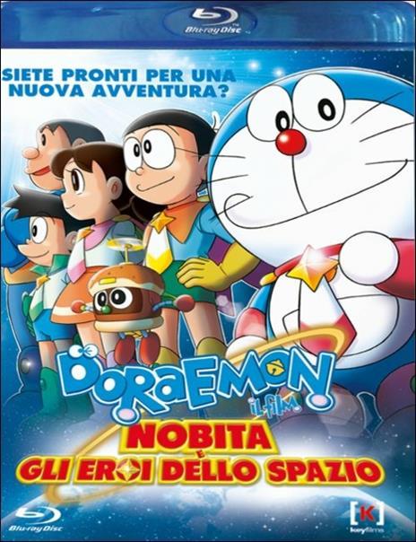 Doraemon. Il film. Nobita e gli eroi dello spazio di Yoshihiro Osugi - Blu-ray