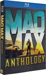 Mad Max Anthology (4 Blu-ray)