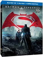 Batman v Superman. Dawn of Justice 3D (Blu-ray + Blu-ray 3D)