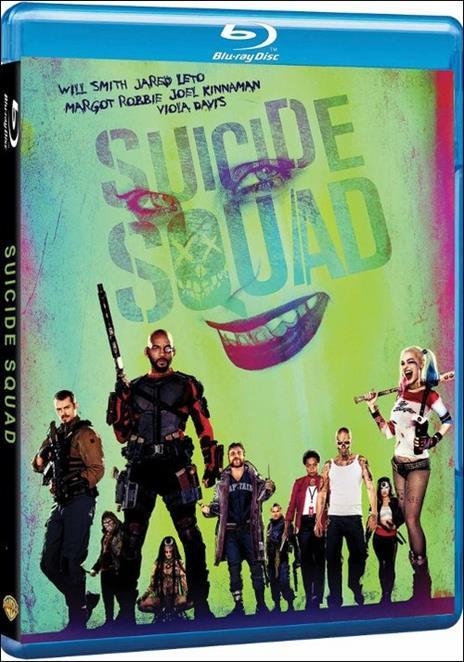 Suicide Squad (Blu-ray) di David Ayer - Blu-ray