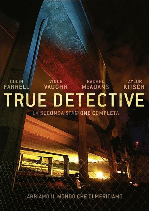 True Detective. Stagione 2. Serie TV ita (3 DVD) di Cary Fukunaga,Justin Lin,Daniel Attias,Janus Metz Pedersen - DVD