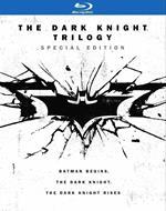 Il cavaliere oscuro.Trilogia. Special Edition (2 Blu-ray)