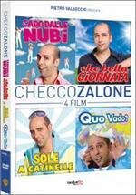 Checco Zalone Collection (4 DVD)