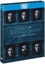 Il  trono di spade. Game of Thrones. Stagione 6. Standard pack. Serie TV ita (4 Blu-ray)